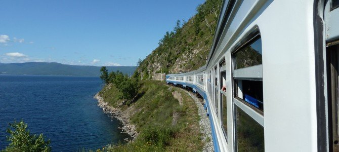 Russia by Rail