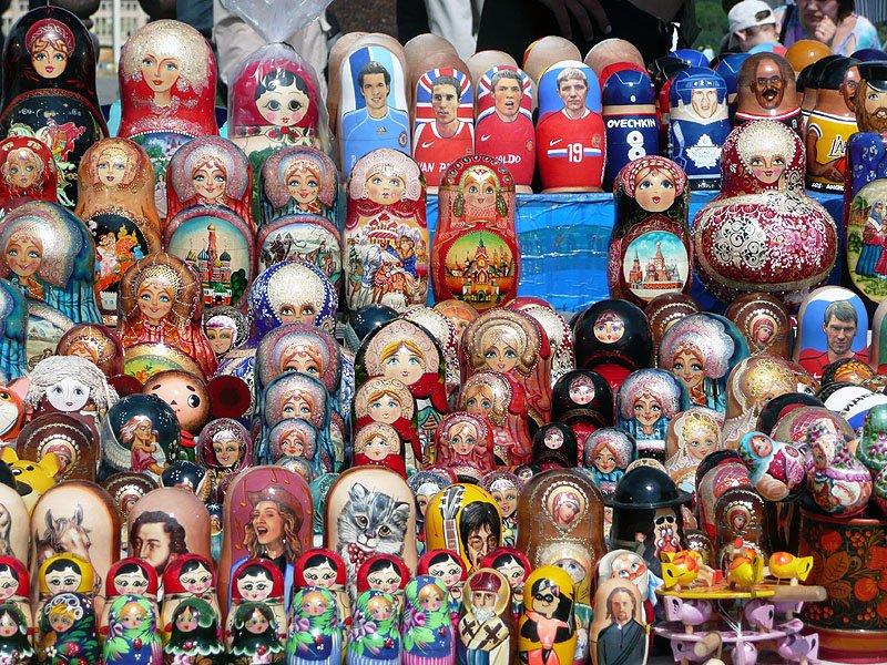 Russian Dolls Market