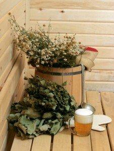 A banya is a Russian sauna