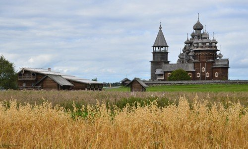 The best Russian open air museums