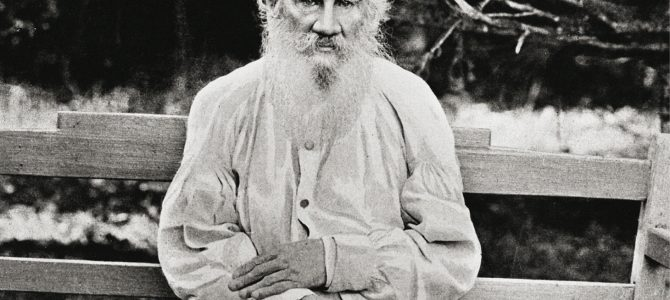 How would you like to visit the home of Leo Tolstoy?
