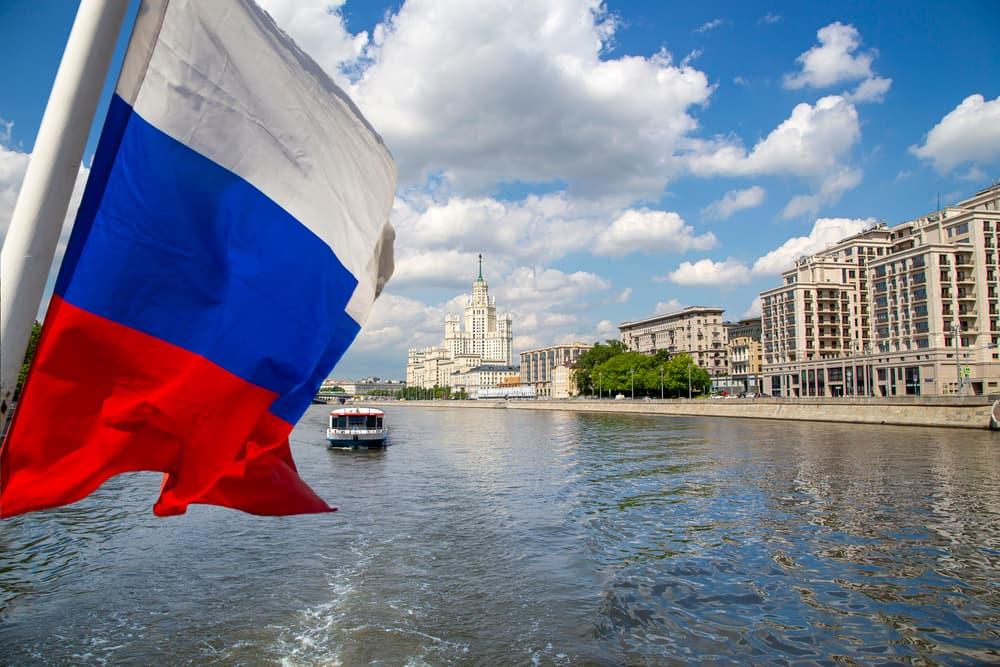 Moskau Fluss