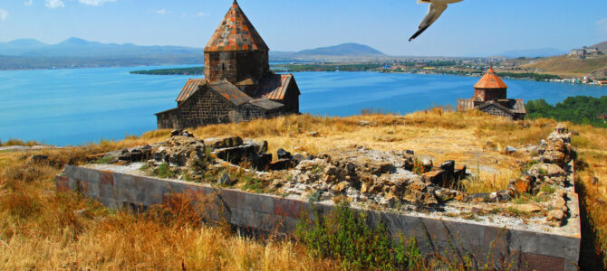 It's time to travel. Rebook your holiday and visit Georgia, Armenia or Ukraine in 2021