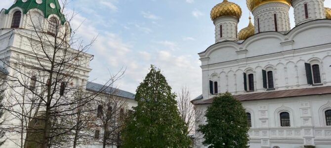 Kostroma – a historic Golden Ring town