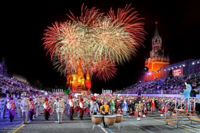 Moscow celebrates its 869th anniversary!